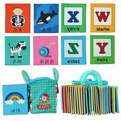 LALABABY Card Early Education Toy for Over 0