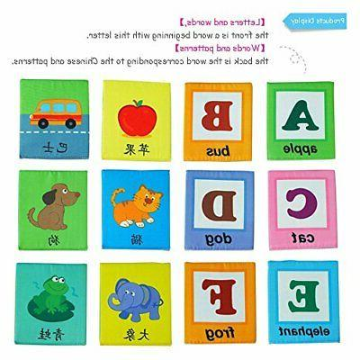 Card with Early Education Toy Over 0