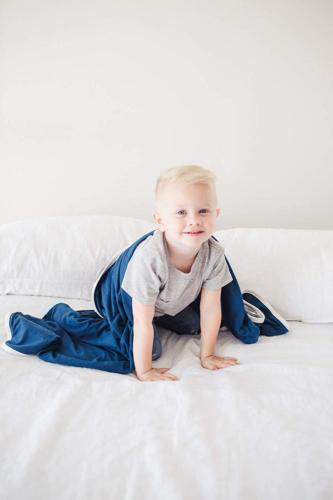"""Large Premium 3 Layer Blanket Boys""""Scout"""" by Copper"""