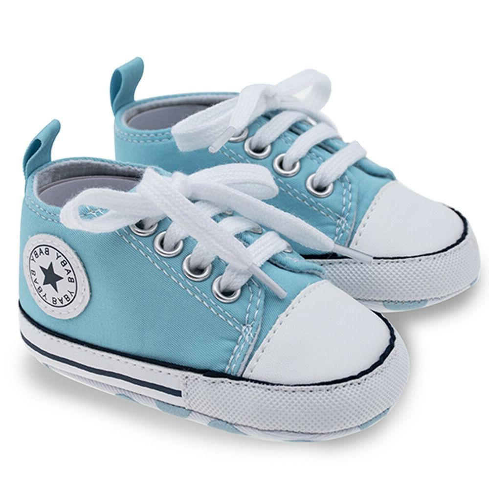 Latest baby/ Sneakers Baby Boy/Girl Sole,good for pre-walkers.