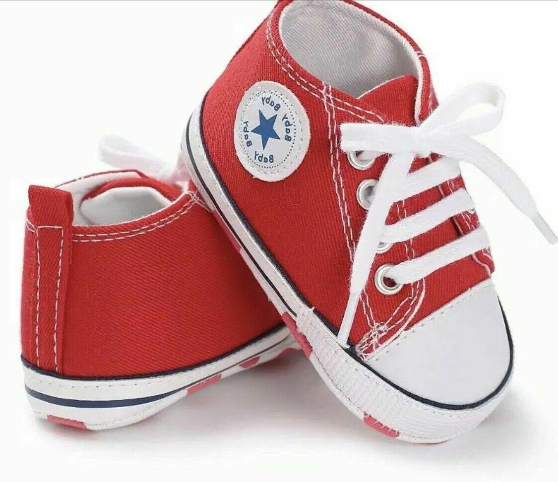 Latest baby/ Sneakers Baby Soft Sole,good for pre-walkers.
