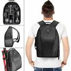 Lightweight Camera Backpack Bag for DSLR Lens Cases Weather