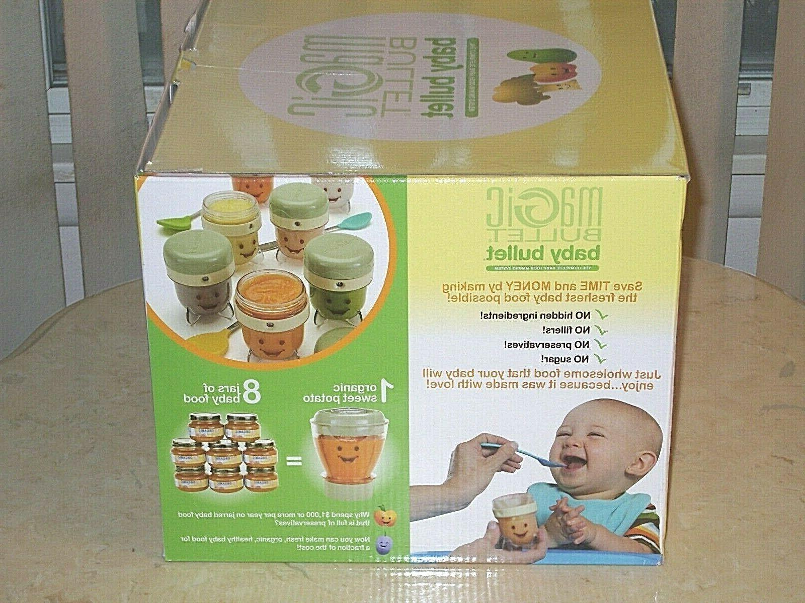 Magic Baby Piece BPA Incl. Cookbook