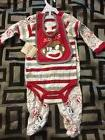 Baby Starters Money 3 piece Set - Infant Size 6M New With