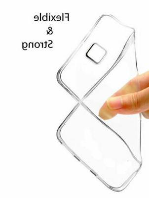 """For Galaxy Note 20 6.7"""" Transparent Clear TPU Skin Cover"""