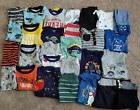 NWT Carter's 28 pc 6M baby boy clothing outfit pants shirts