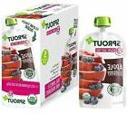 SPROUT Organic Baby Food Pouches Stage 2 Sprout Baby Food Ap