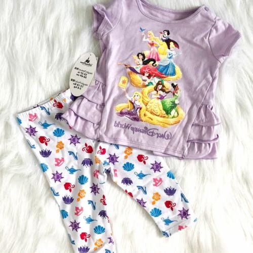 Disney Parks Disney Princess Baby Two Piece Outfit for Infan