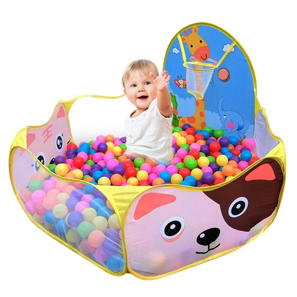 portable kids children ball pit pool play