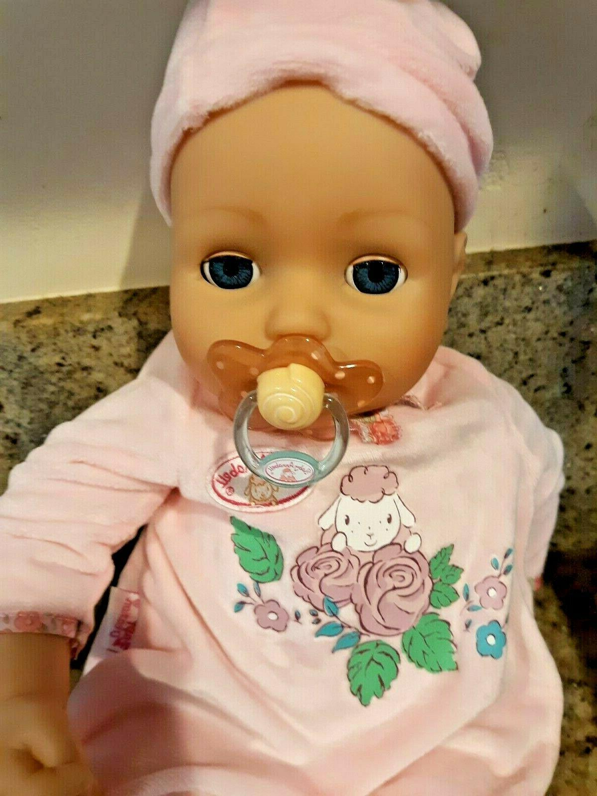 replacement pacifier for baby annabell doll brand