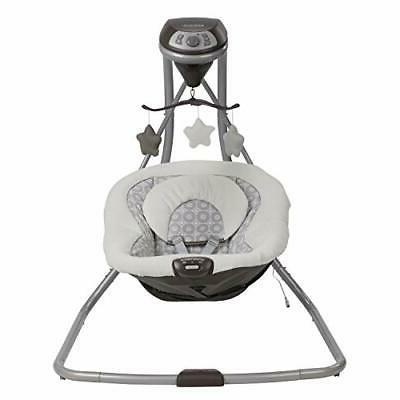 Graco Sway Swing 2 Speed Vibration, Ships