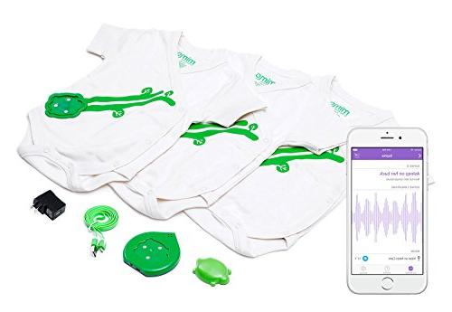 Mimo Smart Baby Breathing & months