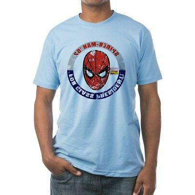 spiderman for president fitted t shirt fitted
