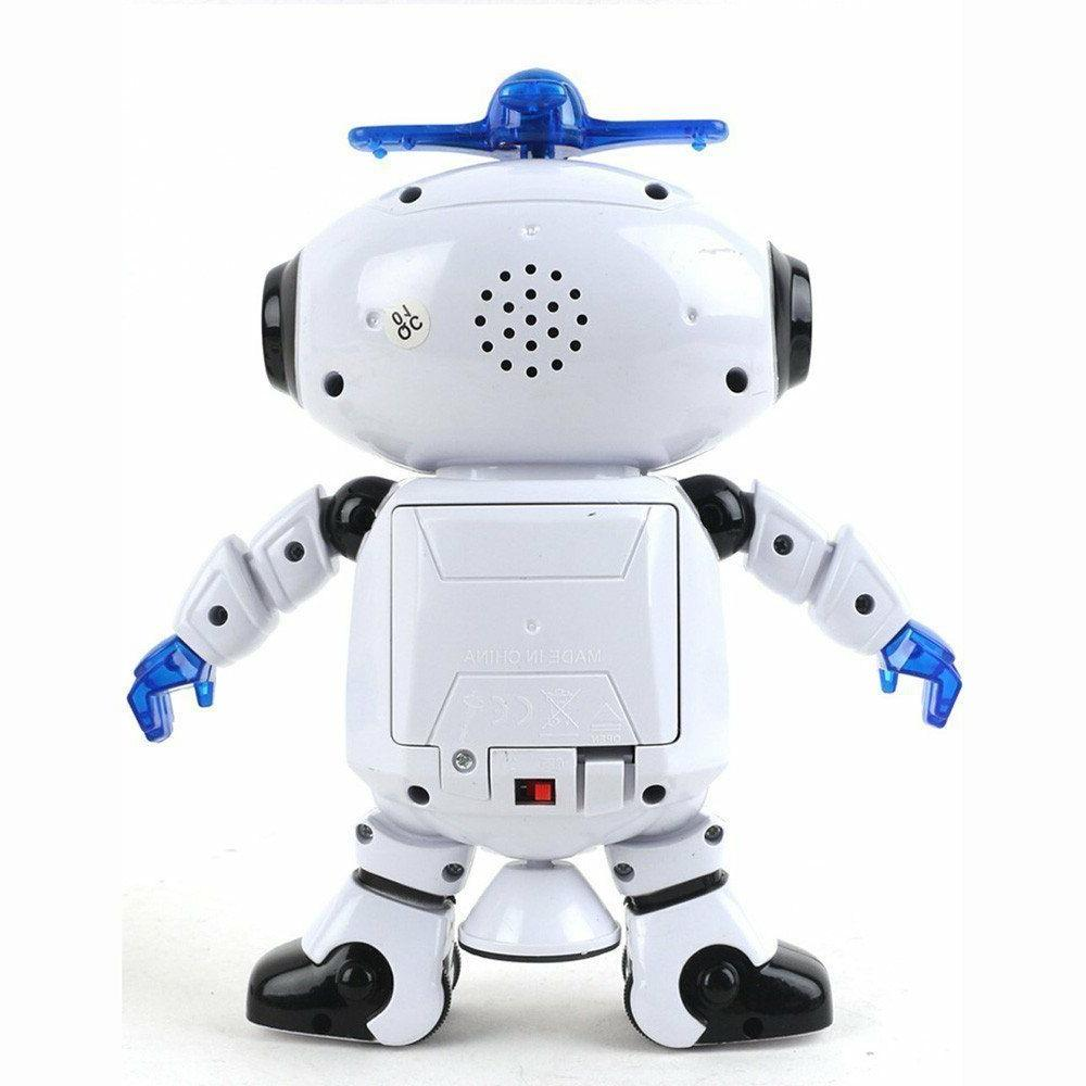 Toys for Kids Toddler Robot 4 5 6 7 8 Age Gift