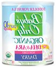 Two Cans, Babys Only Organic DHA & ARA Non-GMO Dairy Toddler