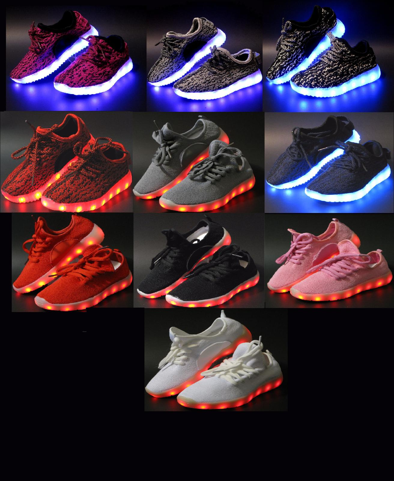 Unisex Light Shoes Toddler And Sneakers