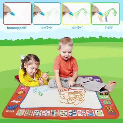 Water Painting Drawing Board For Baby Kids Boys Toys