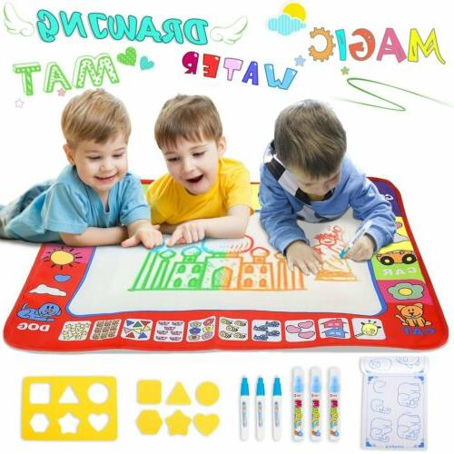 Water Painting Board Mat For Baby Kids Toys
