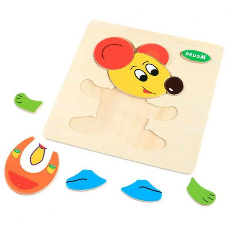 Wooden Baby Kids Training Toy For 12