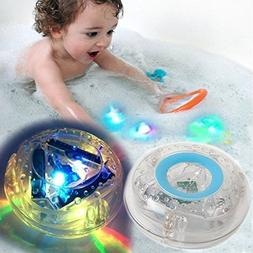 Light-up Toy Waterproof for Kids Durable Floating Safe for B
