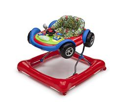 Delta Children Lil' Drive Baby Activity Walker - Red