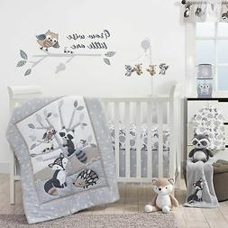 Bedtime Originals Little Rascals Forest Animals 3 Piece Crib