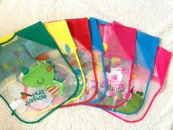 Long Sleeve Bib For Toddler, Waterpoof