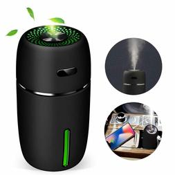 Mini Humidifier with USB Cool Mist Humidifiers for Home Offi