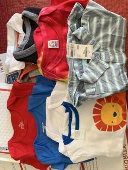 NEW!!! assorted clothes for baby boy