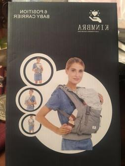Kinmbra New Design Baby Carrier with Hip seat for infant & T