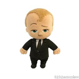 """New Official 23/9"""" Dreamworks Movie The Boss Baby Suit Baby"""