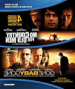 No Country For Old Men & Gone Baby Gone Blu-ray Disc Double