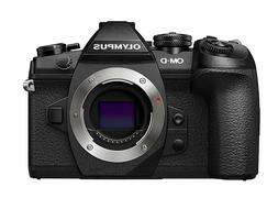 OM-D E-M1 Mark II Black Body, New 20.4 Megapixel Live MOS Se