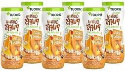 Sprout Organic Baby Food, Sprout Quinoa Puffs Organic Baby S