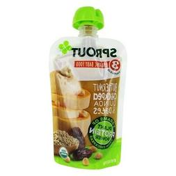 Sprout - Organic Baby Food Stage 3 8+ Months Pumpkin, Apple,