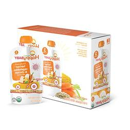 Organic Baby Food Stage 3 Meals 8-Flavor Variety Pack  Inclu