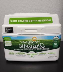 Happy Baby Organic Stage 2  with Iron Infant Formula Expired