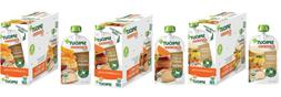 Sprout Organic Stage 3 Baby Food Pouches, Meat Variety, 4 Ou