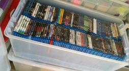 Over 500 Blu Ray Movies For Individual Sale 5$ each  Like Ne