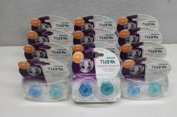 Avent Pacifier Toddler 20 Size Ea Avent Pacifier Toddler 20p