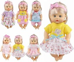 Young Buds Pack of 6 for 9-10-11 Inch Alive Baby Doll Reborn