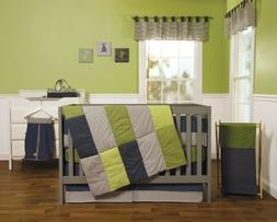 perfectly nursery crib bedding set