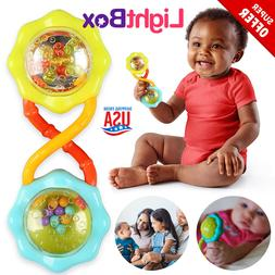 Rattle Sonaja Learning for Baby Light Toy Small BPA Free Chi