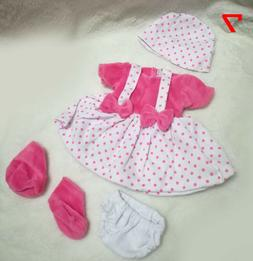 Reborn baby doll clothes for your 11 inch reborn baby girl d