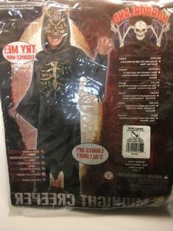 Rubie's Horrorland - Midnight Creeper Costume - CHILD Small