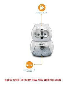 VTech Safe & Sound Owl Digital Video Baby Monitor Pan & Tilt