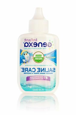 Genexa Saline Care for Babies: The Only Certified Organic Sa