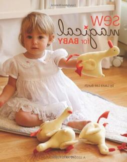 Sew Magical for Baby Sewing Patterns Nursing Cover Book Toys