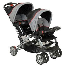 Baby Trend - Sit N Stand Plus Double Stroller Millennium