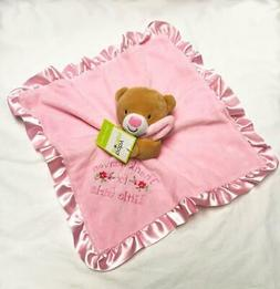 Baby Starters Snuggle Buddy with Blanket & Rattle Thank Heav